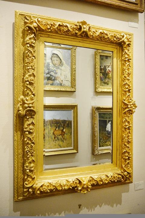 French 19th-century, Barbizon-style