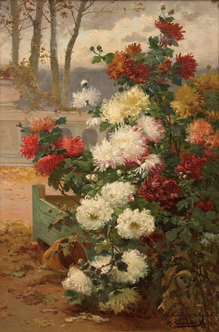 Still Life with Flowers (Bouquet de fleurs)