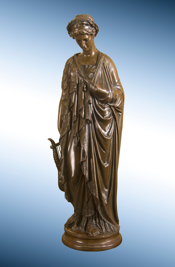 Meditative Sappho