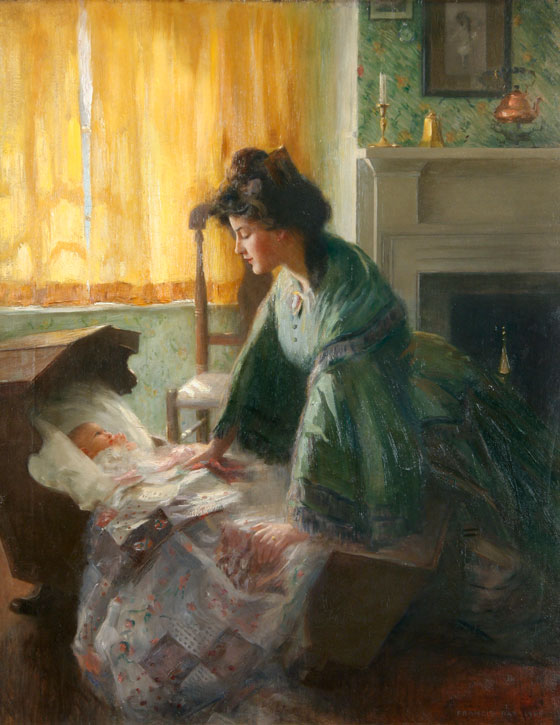Light of Love, 1906
