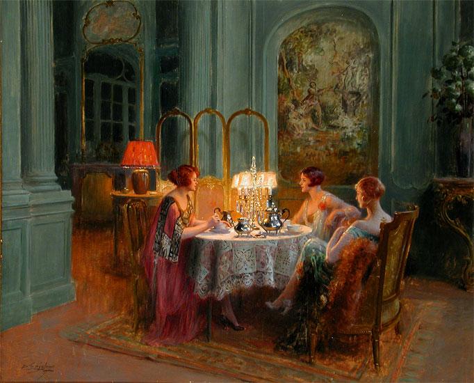 High Tea and Gossip
