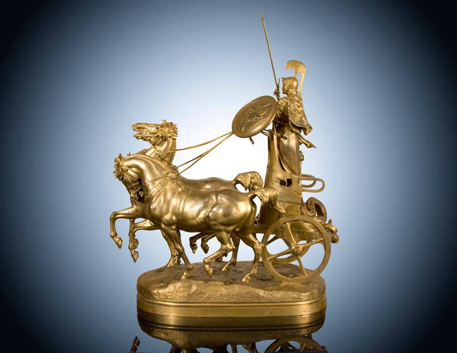Chariot of Minerva (Athena)