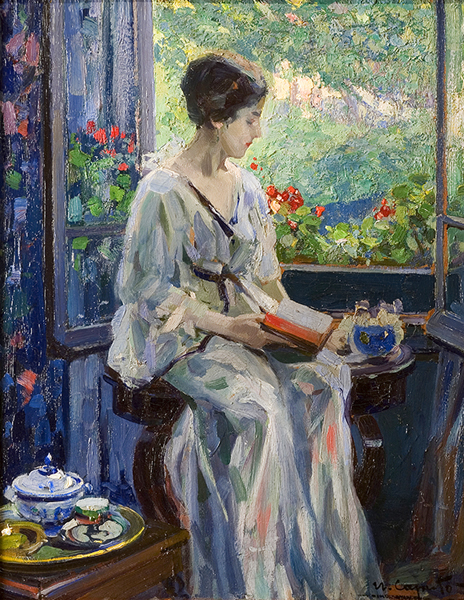The Open Window, c. 1927