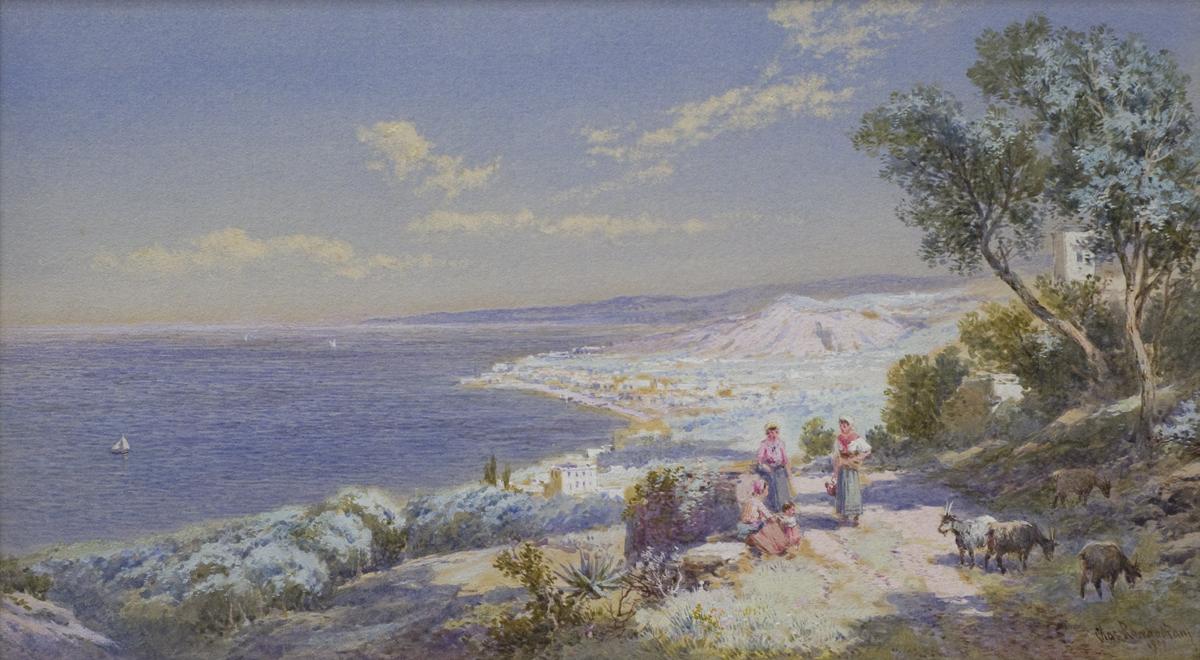 On the Island of Ischia