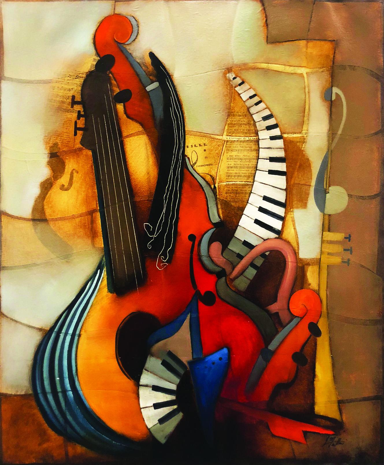 Mosaic Orchestration IX