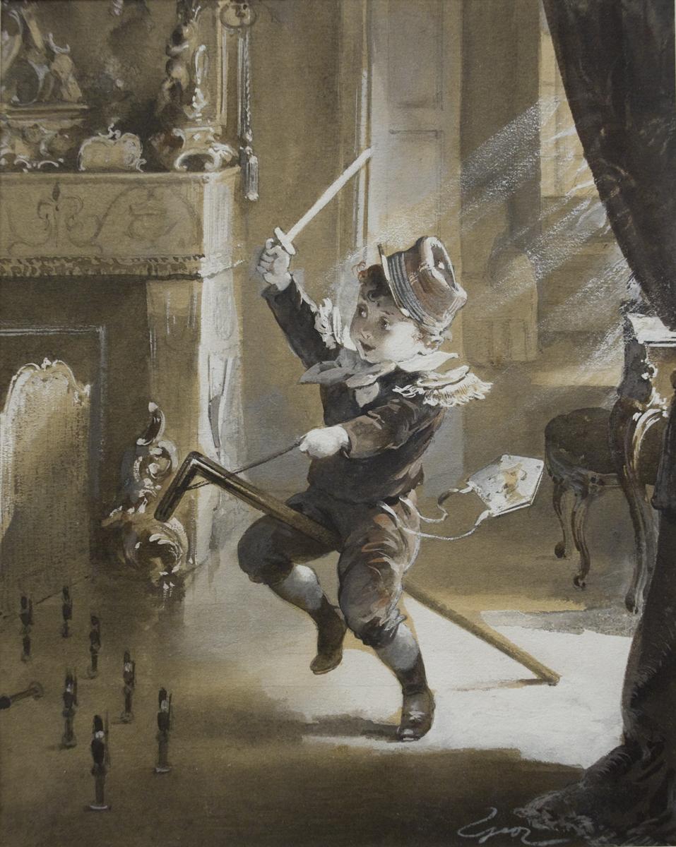 Le Jeune Hussard