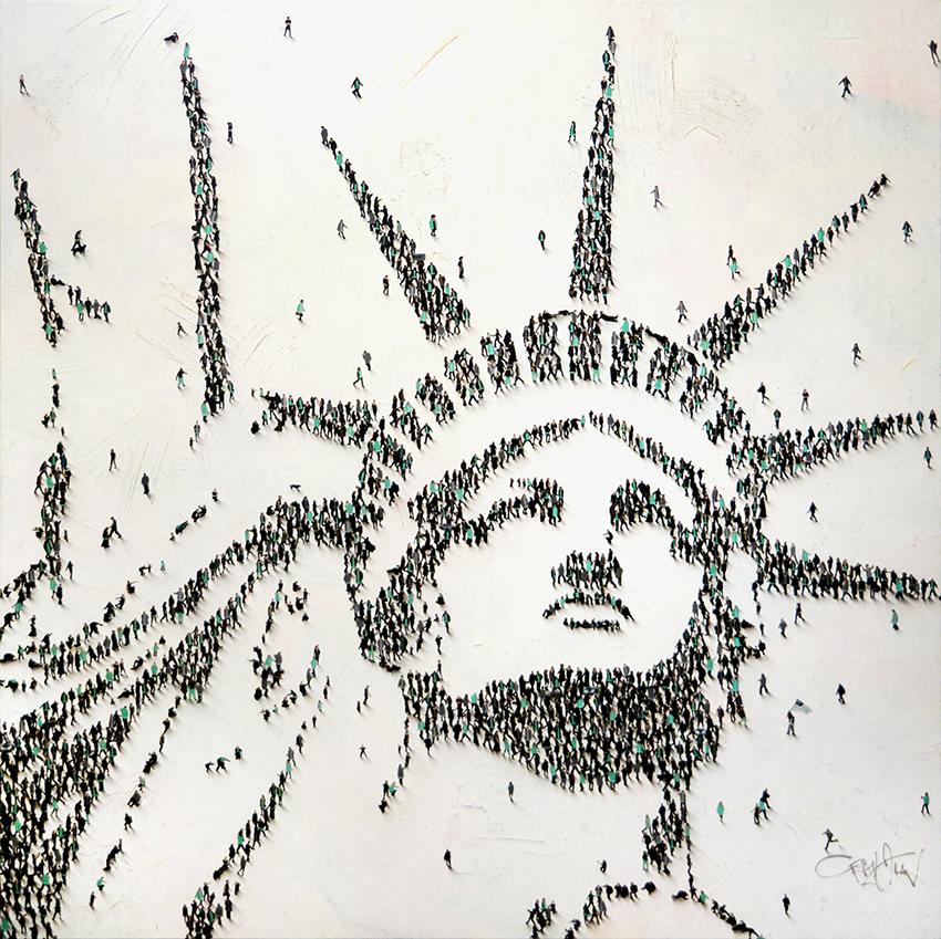 Populus: Liberty 'Enlighten the New World'