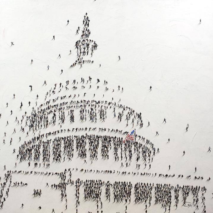 """Populus: Capitol """"Nos Autem Populus""""   We are the People"""