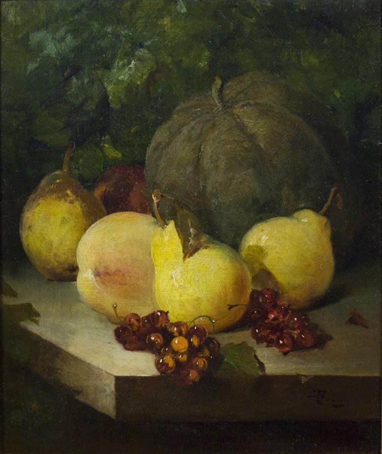 Still-life: Pears