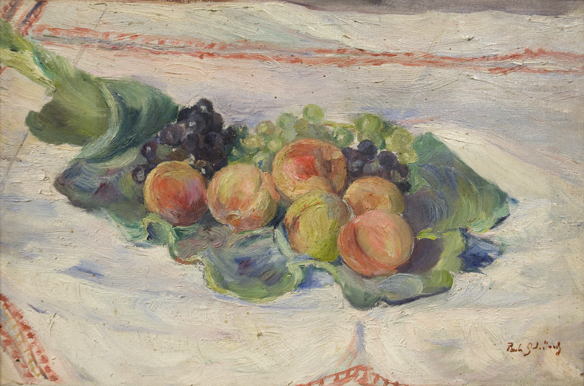 Still Life with Fruits, ca. 1900