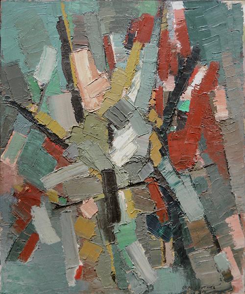 Terrain, 1954