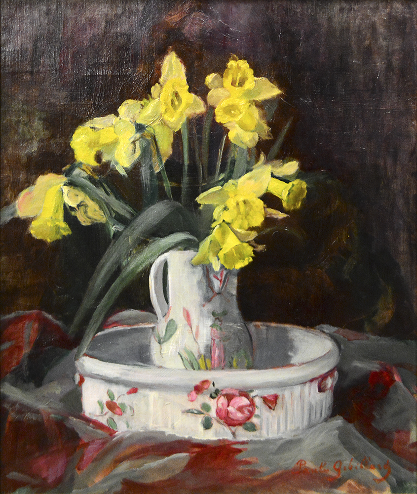 Still Life with Jonquils