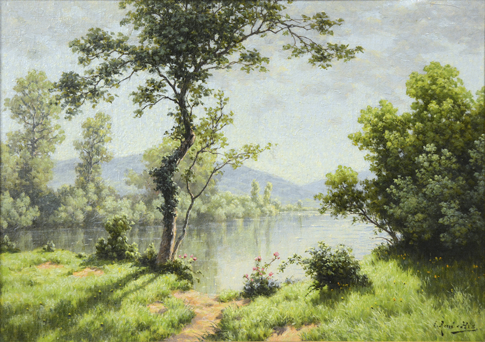 Mountain Lake -  Spring
