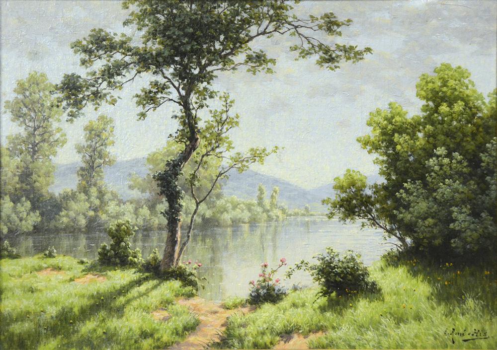 Mountain Lake -  Spring
