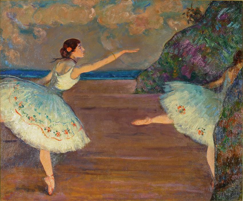 Ballet Papillon, 1918