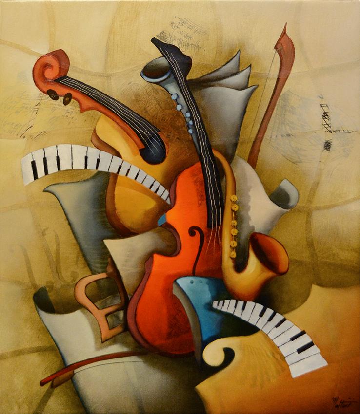 Mosaic Orchestration VIII