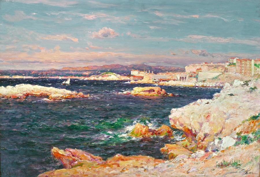 Marseille, La Corniche