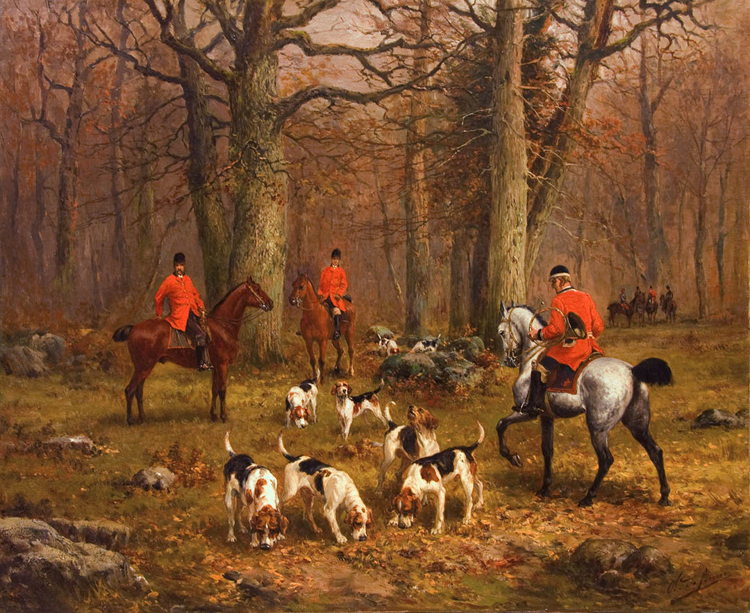 La Chasse (The Hunt)