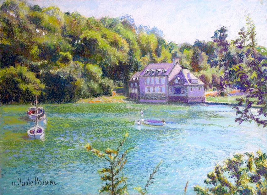 La Maison de vacances de Jean Guillemette (En Bretagne)
