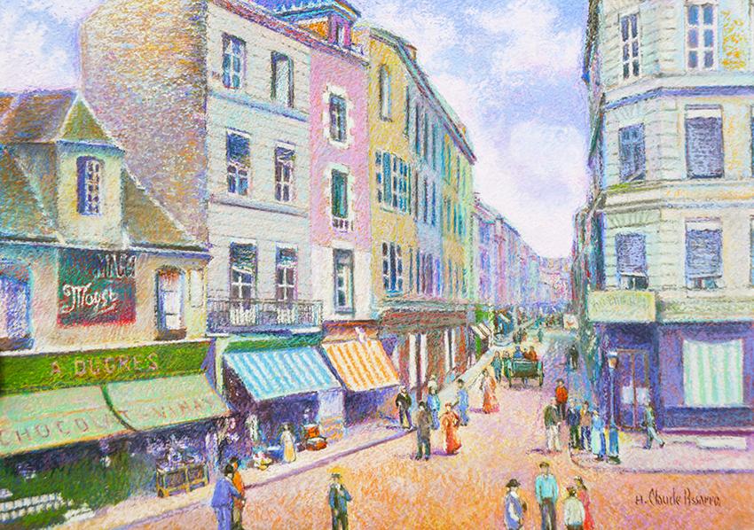Rue Hautvie à la Ferté-Macé