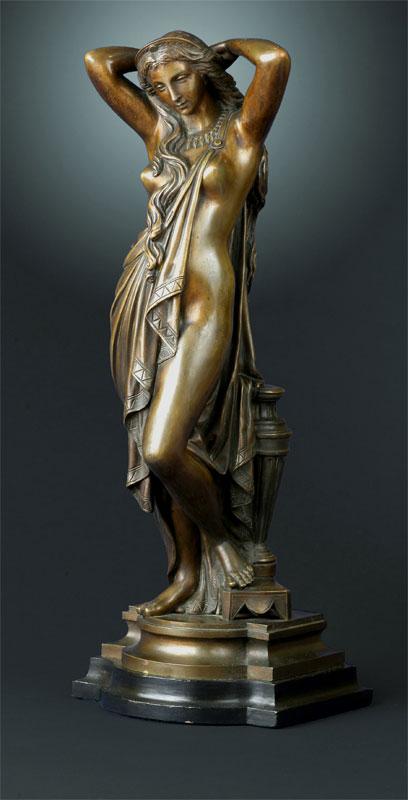 Femme a l'urne (Woman next to an Urn)