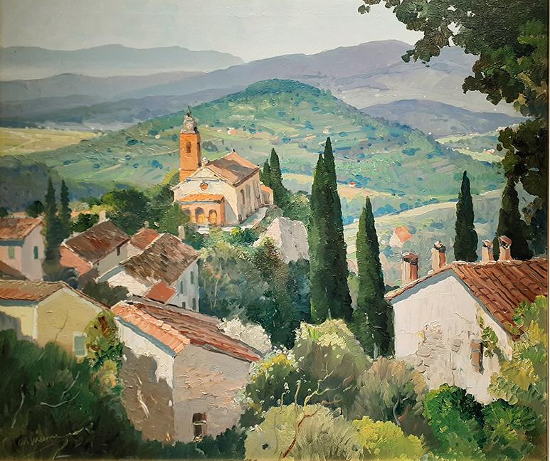Magagnosc, Provence