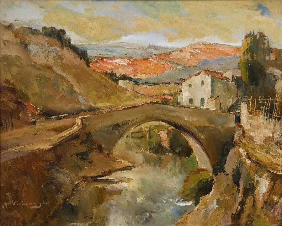 Bridge at San Remo
